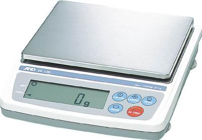 A&D パーソナル電子天びんハイレゾリューション0.1g/6000g【EK6100I】(計測機器・はかり)