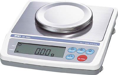 A&D パーソナル電子天びんハイレゾリューション0.01g/600g【EK610I】(計測機器・はかり)
