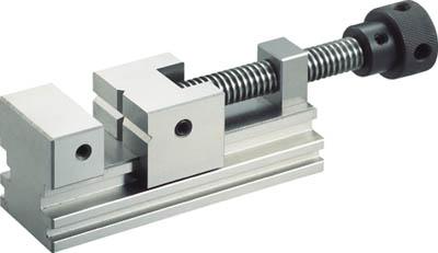 TRUSCO 精密バイス 50mm 浮き上がり防止構造タイプ【TVD-50A】(ツーリング・治工具・マシンバイス)