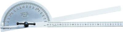 TRUSCO プロトラクター 二本竿 竿全長489【TP-300X2】(測定工具・分度器)
