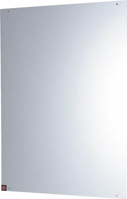 TRUSCO セーフティミラー 幅600mmX高さ800mm【TM-6080】(安全用品・標識・安全ミラー)