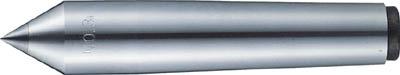 TRUSCO レースセンター超硬付チップ径φ18全長200MT-5【TRSP-5】(ツーリング・治工具・芯押センター)