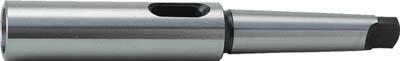 TRUSCO ドリルソケット焼入内径MT-3外径MT-2研磨品【TDC-32Y】(ツーリング・治工具・ドリルソケット・スリーブ)