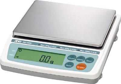 A&D パーソナル電子天びんトリプルレンジひょう量1500g【EW1500I】(計測機器・はかり)