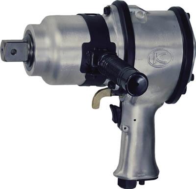 空研 1インチSQ超軽量インパクトレンチ(25.4mm角)【KW-3800P】(空圧工具・エアインパクトレンチ)(代引不可)