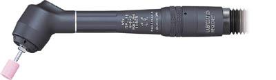 ナカニシ 超精密ペンシル型エアーグラインダ 45°インパルス【NA45-400】(空圧工具・エアマイクログラインダー)