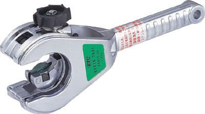 KTC 銅・樹脂管用ラチェットパイプカッタ【PCRT2-35】(水道・空調配管用工具・チューブカッター)【送料無料】