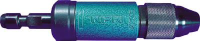 NPK ダイグラインダ グリップタイプ 軸付砥石用 強力型 15304【RG-382A】(空圧工具・エアグラインダー)