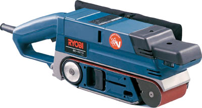 リョービ ベルトサンダー【BE3210】(電動工具・油圧工具・用途別研磨機)
