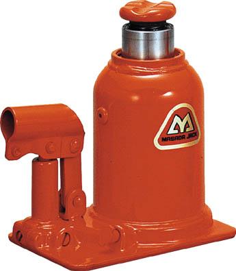 マサダ 標準オイルジャッキ 10TON【MHB-10】(ウインチ・ジャッキ・油圧ジャッキ)