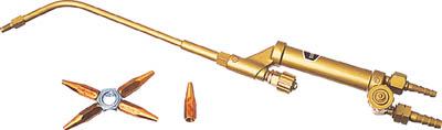 ヤマト 小型溶接器(AC)関西式 火口付【N-YW-3-W】(溶接用品・ガス溶断用品)