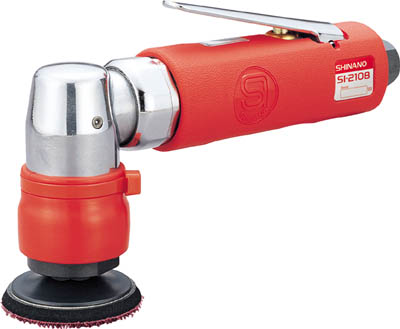 SI ダブルアクションサンダー【SI-2108】(空圧工具・エアサンダー)