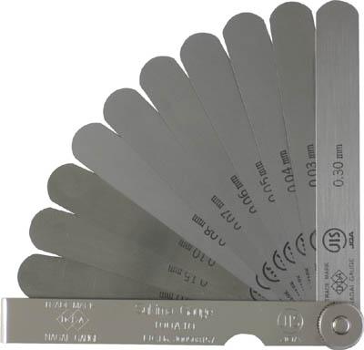 DIA JIS規格すきまゲージ150A19【150A19】(測定工具・ゲージ)