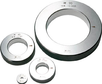 SK リングゲージ40.0MM【RG-40.0】(測定工具・ゲージ)