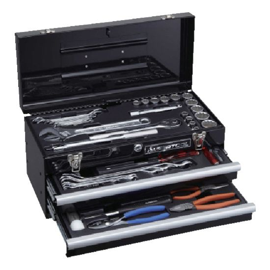スーパー プロ用デラックス工具セット(2段引き出し) S7000DS【送料無料】