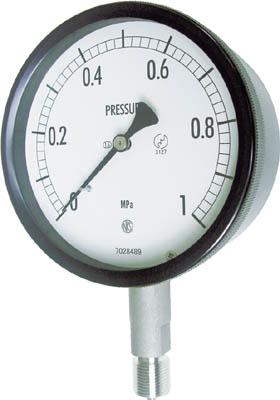長野 密閉形圧力計 長野【BE10-133-0.1MP】(計測機器・圧力計), かばんのミヤモト:1651afae --- officewill.xsrv.jp