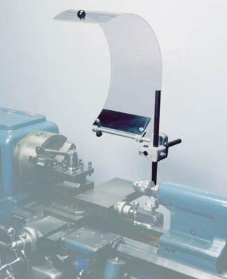 フジ マシンセフティーガード 旋盤用 ガード幅500mm【L-125】(ツーリング・治工具・旋盤用工具)