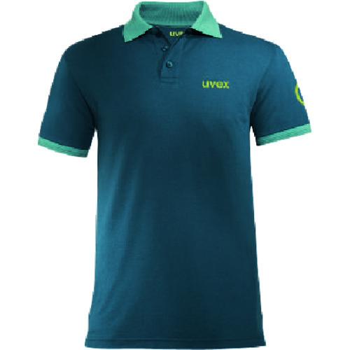 送料無料 UVEX 特価キャンペーン コレクション26 メンズ 9810610 授与 M ポロシャツ
