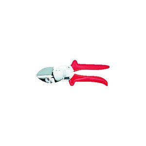 KNIPEX アンビル型ハサミ 200mm 9455200【送料無料】
