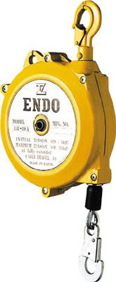 ENDO トルクリール ラチェット機構付 ER-5A 3m【ER-5A】(電動工具・油圧工具・ツールバランサー)