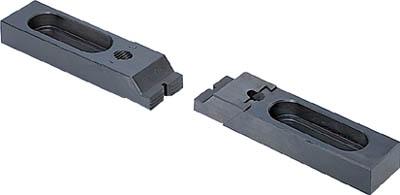 スーパーツール スライドクランプ(Bタイプ)2コ1組(M12用)【TC-1B】(ツーリング・治工具・クランプ(工作機械用))