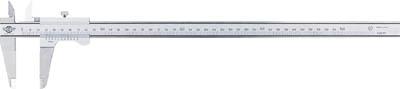 カノン モーゼル型ノギス1000mm【M100】(測定工具・ノギス)(代引不可)【送料無料】