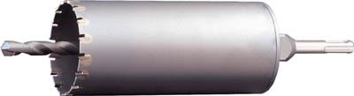 ユニカ ESコアドリル ALC用80mm SDSシャンク【ES-A80SDS】(穴あけ工具・コアドリルビット)