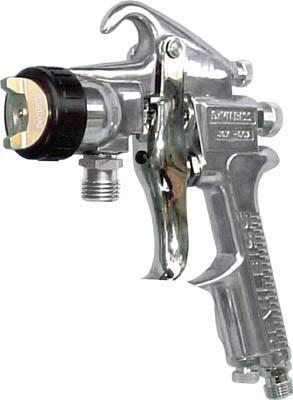 デビルビス 吸上式スプレーガン大型(ノズル口径2.5mm)【JGX-502-125-2.5-S】(塗装・内装用品・スプレーガン)