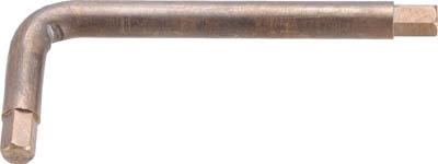 ベリコン 六角棒レンチ 10MM【BF-10100】(防爆・絶縁工具・ドライバー・六角棒レンチ(防爆))