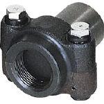 REX ニップルアタッチメント 2【NA-50】(水道・空調配管用工具・ねじ切り機)