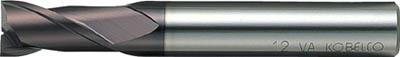 三菱K バイオレットエンドミル20.0mm【VA2SSD2000】(旋削・フライス加工工具・ハイススクエアエンドミル)【送料無料】