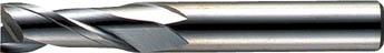 三菱K 2枚刃汎用エンドミル(Mタイプ)【2MSD2500】(旋削・フライス加工工具・ハイススクエアエンドミル)【送料無料】