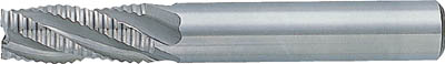 三菱K ラフィングエンドミル(Mタイプ)【MRD3200】(旋削・フライス加工工具・ハイスラフィングエンドミル)