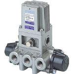 4方向電磁弁10AAC200V7Mシリーズシングル【BN-7M43-10-E200】(空圧・油圧機器・電磁弁) 日本精器