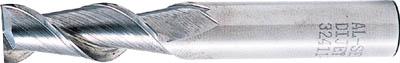 ダイジェット アルミ加工用ソリッドエンドミル【AL-SEES2180】(旋削・フライス加工工具・超硬スクエアエンドミル)