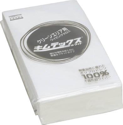 クレシア キムテックス ホワイト【63200】(理化学・クリーンルーム用品・クリーンルーム用ウエス)