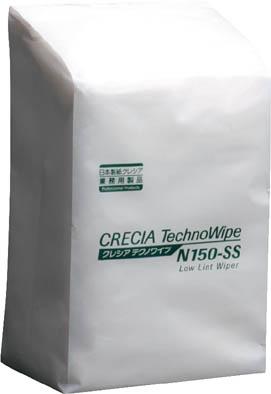 クレシア テクノワイプ N150-SS【63440】(理化学・クリーンルーム用品・クリーンルーム用ウエス)