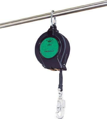 タイタン マイブロック帯ロープ式【M-12】(保護具・安全帯)(代引不可)
