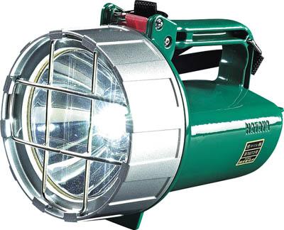 ハタヤ 防爆型ケイタイランプ 3W 電池式【PEP-03D】(作業灯・照明用品・懐中電灯)