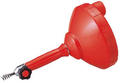 アサダ ドレンクリーナH-75 バルブヘッド仕様【DH75B】(水道・空調配管用工具・排水管掃除機)