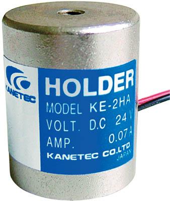 カネテック 電磁ホルダー【KE-2HA】(マグネット用品・電磁ホルダ)