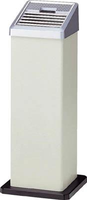 コンドル (灰皿)スモーキング AL-106 アイボリー【YS-34L-ID-IV】(清掃用品・灰皿)