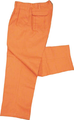 吉野 ハイブリッド(耐熱・耐切創)作業服 ズボン【YS-PW2L】(保護具・保護服)