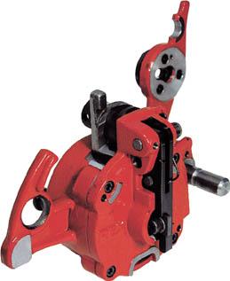 REX 自動オープン転造ヘッド 20A【SRH20A】(水道・空調配管用工具・ねじ切り機)(代引不可)