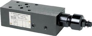 ダイキン スタック弁ブロッキングブロッ【BS-03-40】(空圧・油圧機器・油圧バルブ)