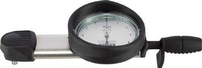 トーニチ ダイヤル型トルクレンチ置針付【DB12N4-S】(計測機器・トルク機器)
