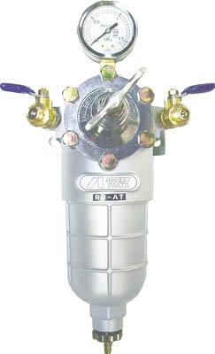 アネスト岩田 エアートランスホーマ 片側調整圧力(2段圧縮機用)【RR-AT】(発電機・コンプレッサー・コンプレッサー周辺機器)
