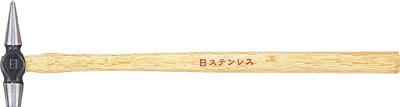 OH ステンレステストハンマー#1/2【TH-4S】(ハンマー・刻印・ポンチ・テストハンマー)