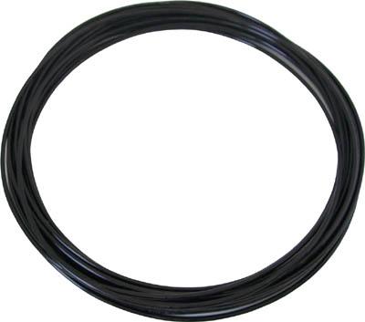 チヨダ メガタッチチューブ 8mm/100m 黒【MTP-8-100 BK】(流体継手・チューブ・エアチューブ・ホース)