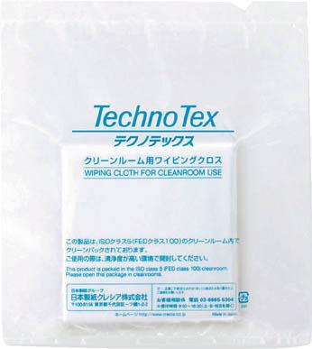 クレシア テクノテックス 15センチ×15センチ【63170】(理化学・クリーンルーム用品・クリーンルーム用ウエス)